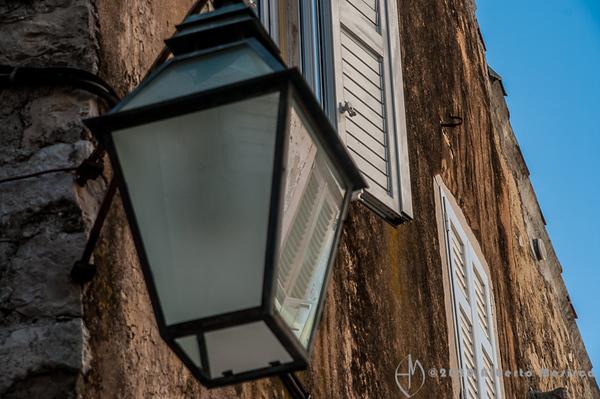 lantern reflection #2