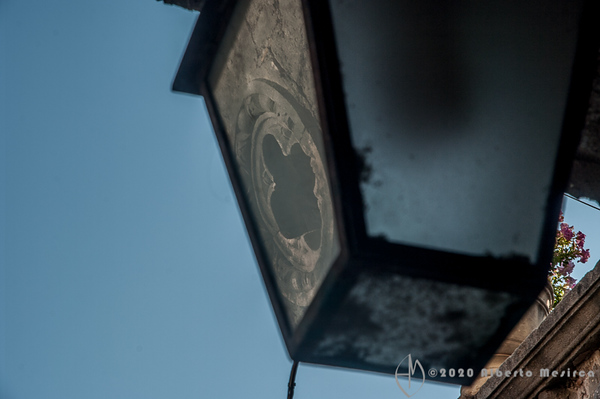 lantern reflection #8