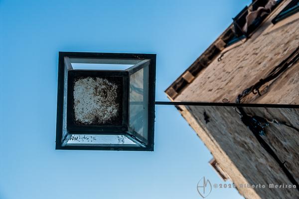 lantern reflection #4