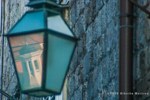 lantern reflection #9