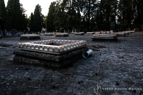 Roma - Verano - cemetery - tomb