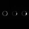 Tennessee's 2017 Solar Eclipse - Black & White