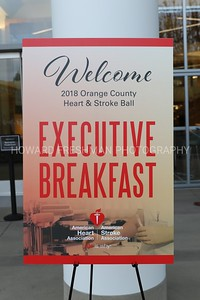 Executive Breakfast, Edwards Lifesciences