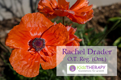 Rachel's name tag