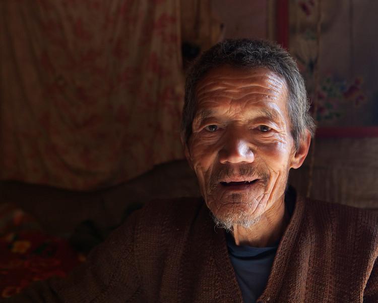 #3 Old Farmer, Xiekou, Shaanxi