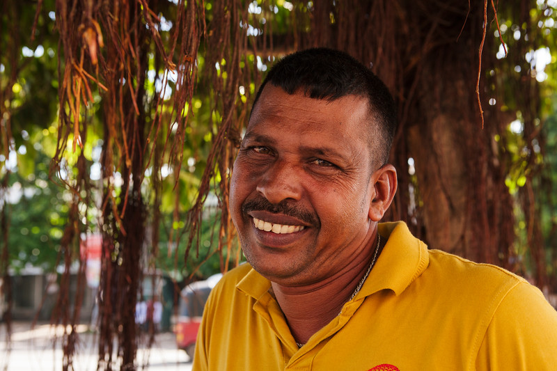 The Tuk-tuk Driver, Aluthgama