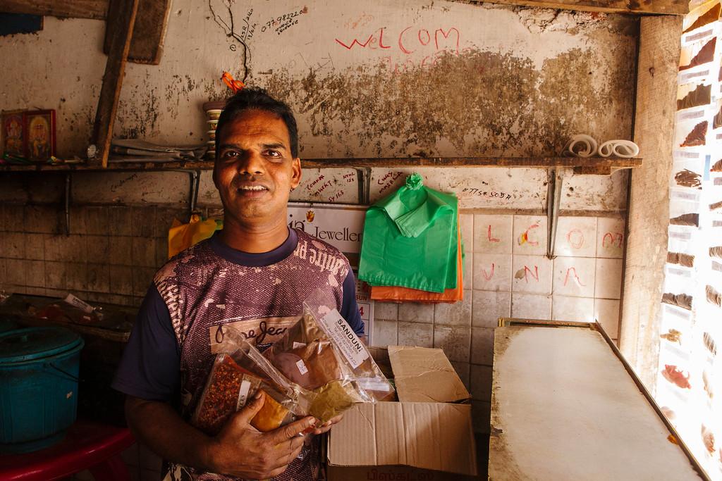The Spice Merchant, Aluthgama