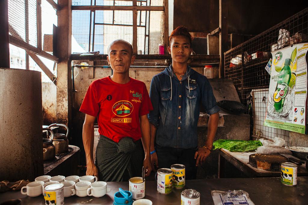Pride in Bread and Tea, Mandalay City