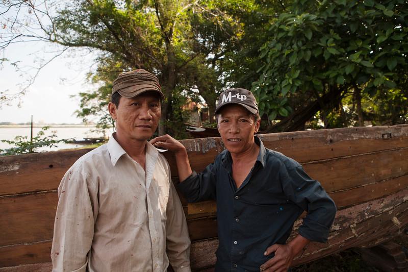 The Boat Builders, Cam Kim