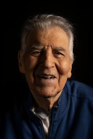 Leonard L., 91 - WWII (1945)