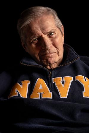 Richard L., 93 - WWII (1944)