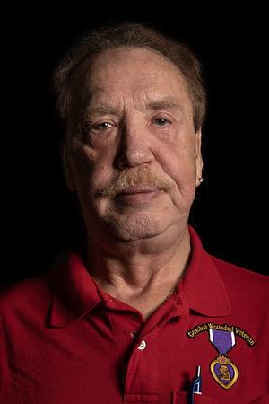 Gary H., 70 - Vietnam War (68-70)