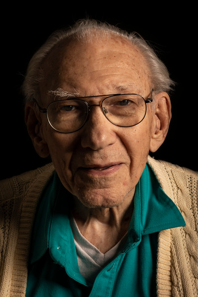 Walter B., 94 - WWII (43-46)