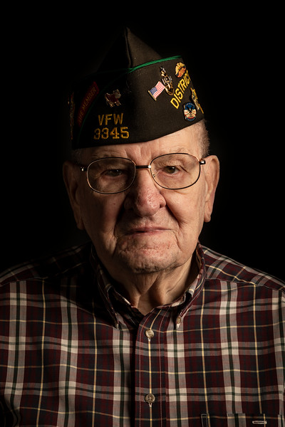 Ken B., 89 - Korean & Vietnam War (47-67)