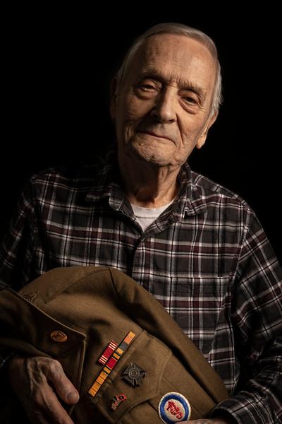 Paul M., 92 - WWII (45-49)