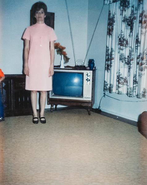 """""""Mary"""" February 1968"""