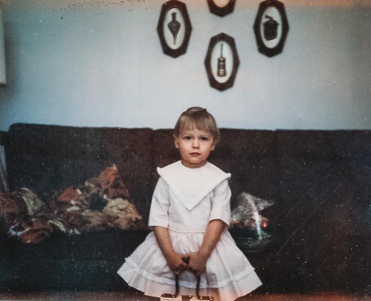 """Ellen. Easter"" April 14, 1968"