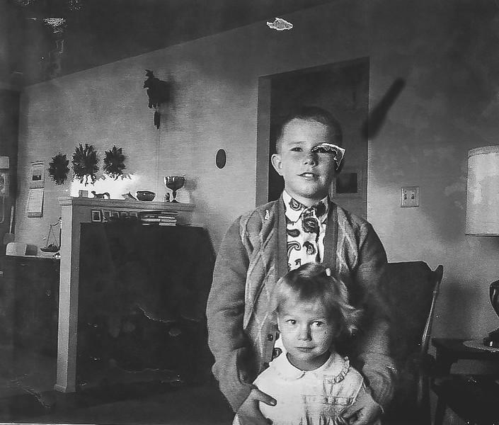 """""""Jeff and Ellen"""" October 1967"""