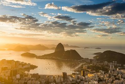 Sunshine in Rio - Rio de Janeiro - Brazil