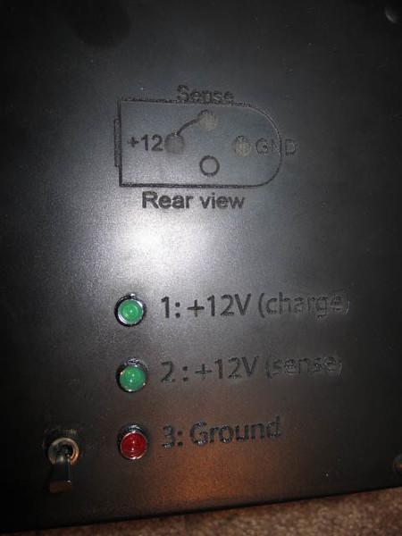 Ferrari charger connector test unit