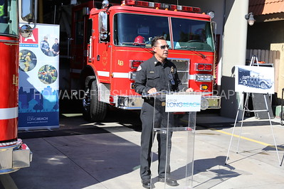 Fire Station 17 reopening