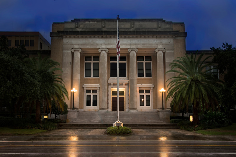 Pinellas County Historic Courthouse
