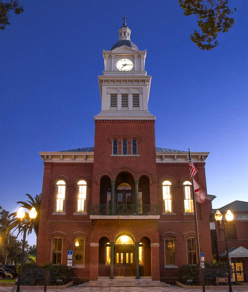 Nassau County Historic Courthouse