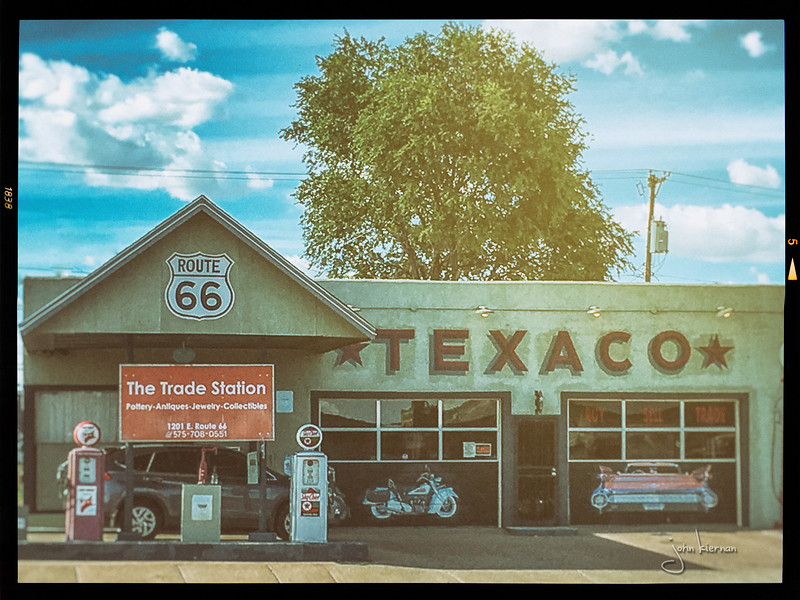 The Trade Station