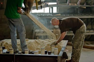 Sand Cast