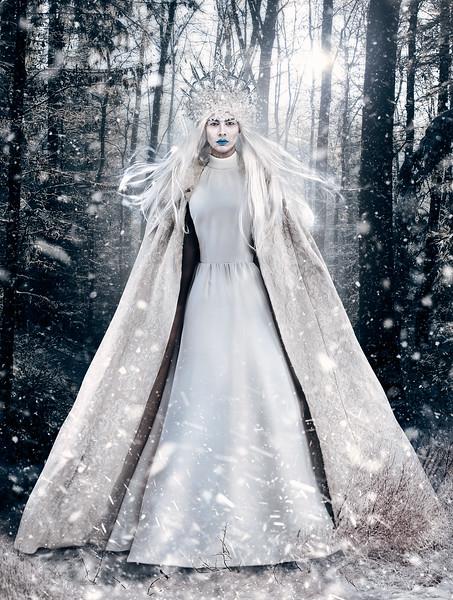 The queen of winter