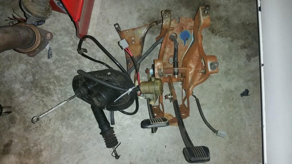 Hydraulic Clutch Swap?