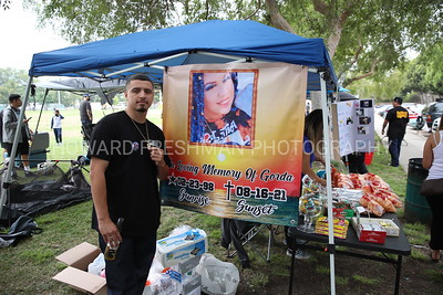 Fundraiser and Memorial Held in Long Beach for Accident Victim Frances Rodriguez