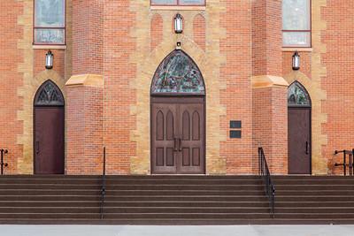 At The Doors St. Stanislaus Catholic Church