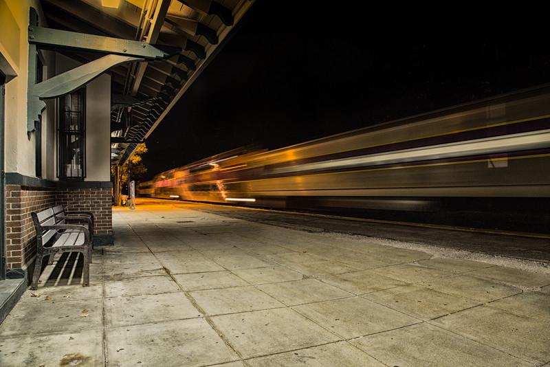 Franklin Dean Station