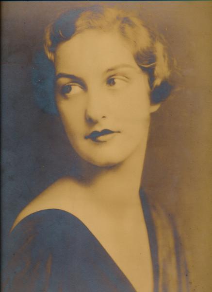 Grandma Shirley - Portrait