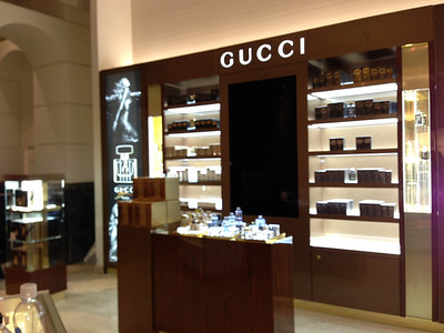 GUCCI, Macy's Chicago