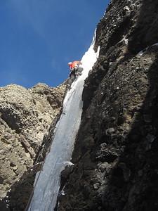Hyalite Ice Climbing