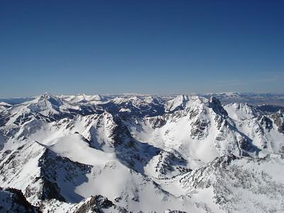 Spanish Peaks, MT