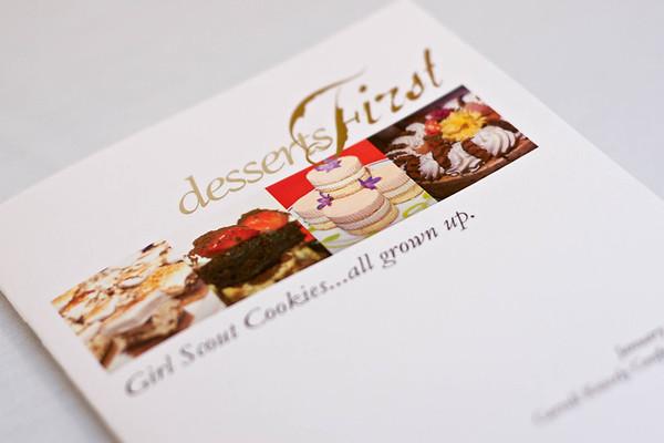 2009 Desserts First