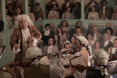 George Frideric Handel Conducting The Messiah