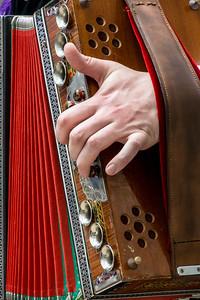 Talanted Accordion Hands