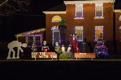 Holiday Lights peeping
