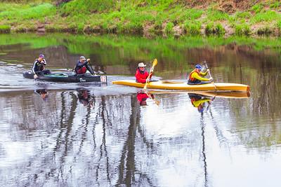 CARP Canoe Race 2016
