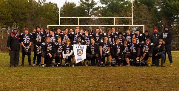 NSSAFFL Division 2 championships