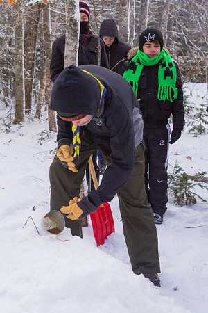Winter Venturer Camp
