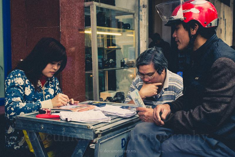 Chơi lô, chơi đề ở Hà Nội
