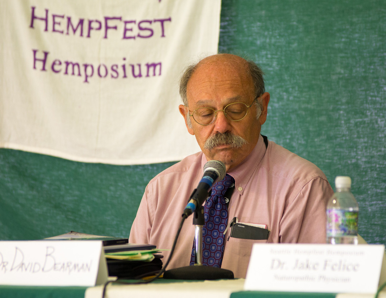 speaker at hemposium