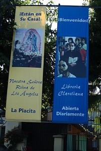LaPlacitaChurch013-PostersNearEntrance-2006-9-27.jpg