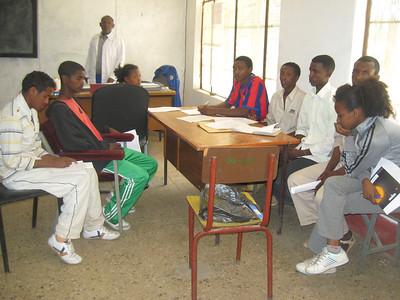 2012 Gondar training