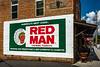 Red Man Sign - Blue Ridge, GA